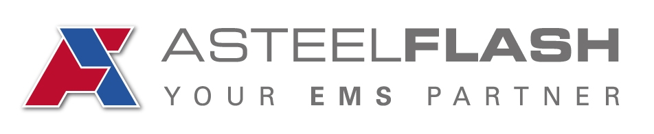 Logo Asteelflash