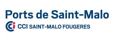 Logo Port de St Malo